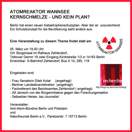 flyer wannsee